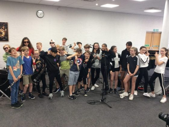Alleyn's School – Summer MyBand 2019